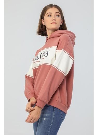 Modaset Sweatshirt Bordo
